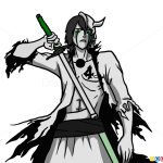 How to Draw Ulquiorra Schiffer, Bleach Manga