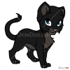 How to Draw Chibi Bagheera, Book of Jungle