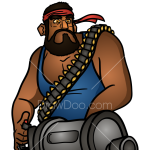 How to Draw Heavy, Boom Beach