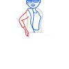 How to Draw Cloe My Passion, Bratz