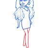 How to Draw Jade My Passion, Bratz