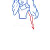 How to Draw Yasmin Core Doll, Bratz