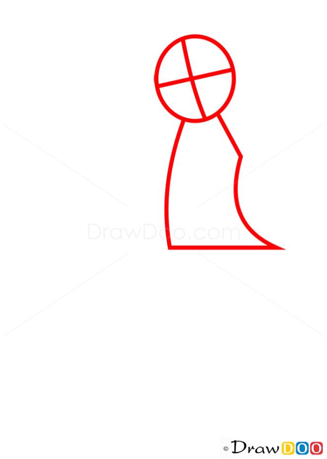 How to Draw Jaylene Style It, Bratz
