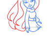How to Draw Jaylene Style It, Bratz
