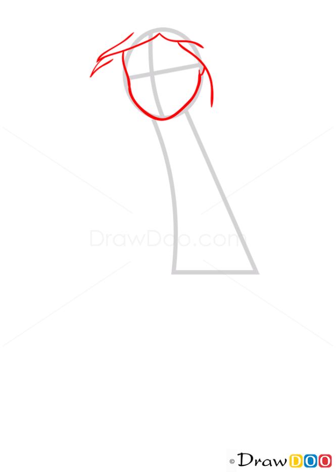 How to Draw Brigitte Style It, Bratz