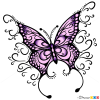How to Draw Awesome Butterfly, Butterflies