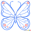 How to Draw Pink Butterfly, Butterflies