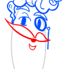How to Draw Mr. Toffee Face, Candy Crush