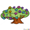 How to Draw Tree, Candy Crush