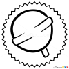 How to Draw Lollipop Hammer, Candy Crush