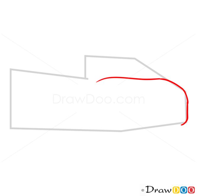 How to Draw Cabriolet, Cartoon Cars