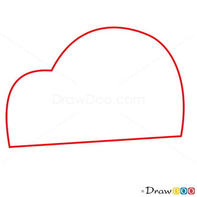 How to Draw Proud Blue Car, Cartoon Cars