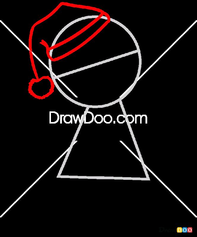How to Draw Lisa Simpson, Christmas Cartoons