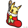 How to Draw Pikachu, Christmas Cartoons