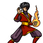 How to Draw Zuko, Cartoon Characters