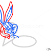 How to Draw Bugs Bunny, Cartoon Characters