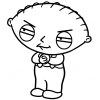 How to Draw Stewie Griffin, Cartoon Characters