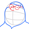 How to Draw Peter Griffin Face, Cartoon Characters