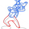 How to Draw Goofy, Cartoon Characters