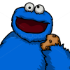 How to Draw Cookie Monster, Cartoon Characters