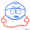 How to Draw Eric Cartman, Cartoon Characters