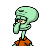 How to Draw Squidward Tentacles, Cartoon Characters
