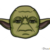 How to Draw Master Yoda, Cartoon Characters