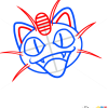 How to Draw Meowth, Cats and Kittens