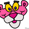 How to Draw Pink Panther, Cats and Kittens