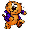 How to Draw Heathcliff, Cats and Kittens