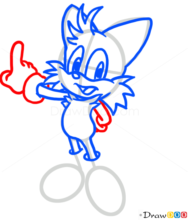 How to Draw Tails, Cats and Kittens