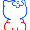 How to Draw Hello Kitty, Cats and Kittens