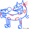 How to Draw Catdog, Cats and Kittens