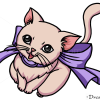 How to Draw Anime Kitten, Cats and Kittens