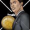 How to Draw Golden Ball, Celebrities Cristiano Ronaldo