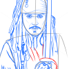 How to Draw Johnny Depp, Celebrities