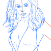 How to Draw Beyonce, Celebrities