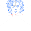 How to Draw Madonna, Celebrities