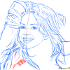 How to Draw Shakira, Celebrities