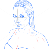 How to Draw Angelina Jolie, Celebrities