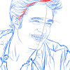 How to Draw Robert Pattinson, Celebrities
