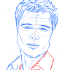 How to Draw Brad Pitt, Celebrities