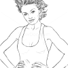 How to Draw Cameron Diaz, Celebrities