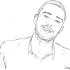 How to Draw Justin Timberlake, Celebrities