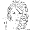 How to Draw Megan Fox, Celebrities