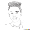 How to Draw Laughing, How to Draw Miley Cyrus
