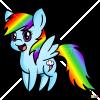 How to Draw Rainboy Pony, Chibi