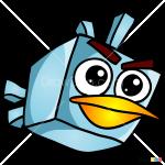 How to Draw Game Bird 1, Chibi
