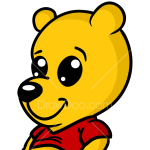 How to Draw Cartoon Bear 2, Chibi
