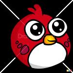 How to Draw Game Bird 2, Chibi